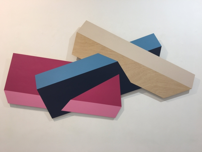 3 | Ir al evento: '2D 3D, Javier Pena'. Exposición en Apo'strophe Sala de Arte / Vigo, Pontevedra, España
