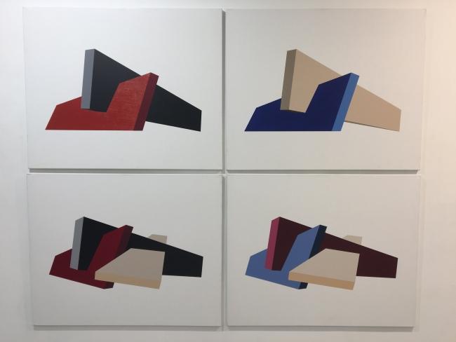 4 | Ir al evento: '2D 3D, Javier Pena'. Exposición en Apo'strophe Sala de Arte / Vigo, Pontevedra, España