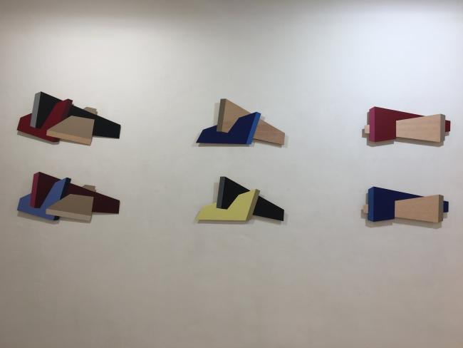 2 | Ir al evento: '2D 3D, Javier Pena'. Exposición en Apo'strophe Sala de Arte / Vigo, Pontevedra, España