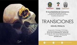 Miguel Peralta. Transiciones