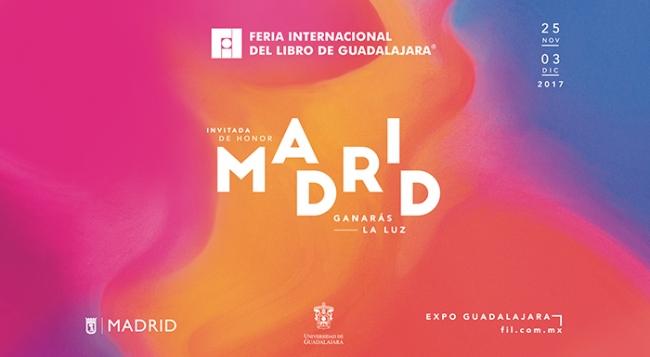 Cortesía de la Feria Internacional del Libro de Guadalajara