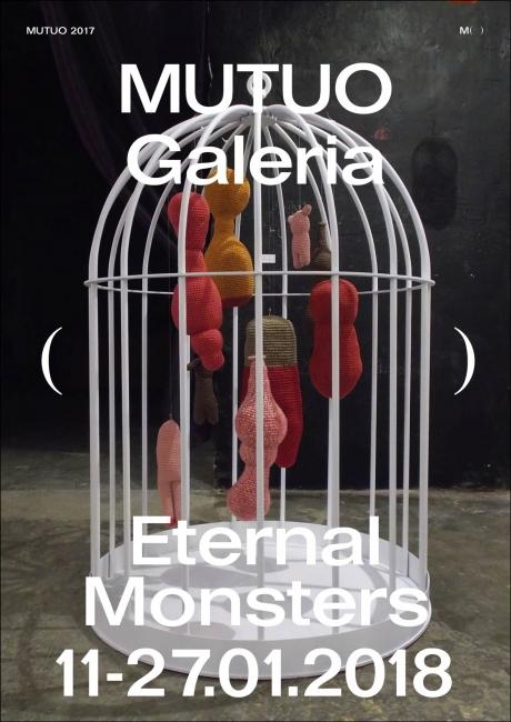 Nathalie Rey. Eternal Monsters