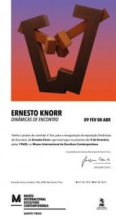 Ernesto Knorr. Dinâmicas de Encontro