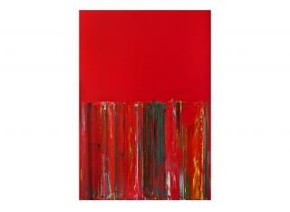 Rafael Canogar — Cortesía de la Galería Hispánica Contemporánea