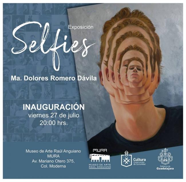 Exposición Selfies