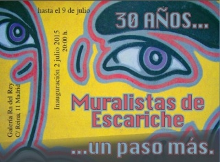 MURALISTAS DE ESCARICHE
