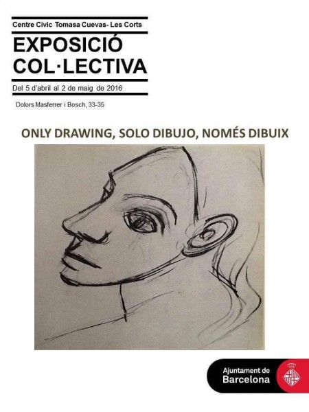 Exposicions Colectiva : Only Drawiig