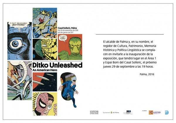 Ditko Unleashed. An American Hero