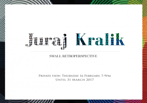Juraj Kralik. Small Retroperspective
