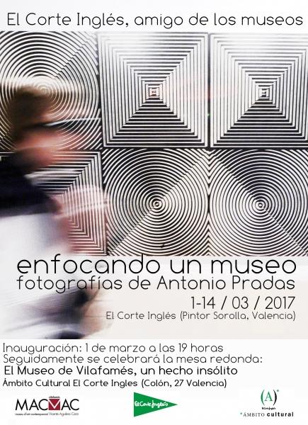 Exposición Antonio Pradas