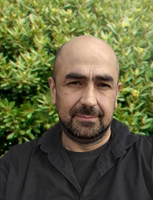 Enrique Martínez Goikoetxea, miembro del Comité Curatorial de SCULTO 18 | Ir al evento: 'Sculto 2018'. Feria de arte de Escultura en Mercado de San Blas - Plaza de Abastos / Logroño, La Rioja, España