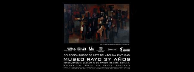 MUSEO DE ARTE DEL TOLIMA - MODERNIDADES (ARTE COLOMBIANO)