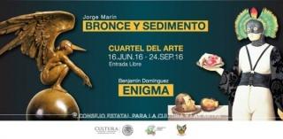 Jorge Marín, Bronce y sentimiento