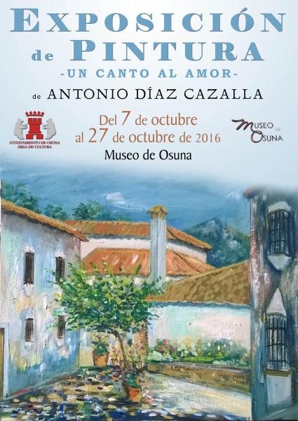 Antonio Díaz Cazalla, Un canto al amor