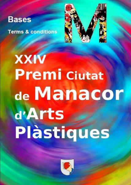 XXIV Premi Ciutat de Manacor d'Arts Plàstiques
