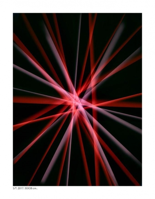 Juan de Sande, S/T, 2017, 50x38 cm.   Ir al evento: 'Es natural desear algo de luz. Capítulo primero'. Exposición de Fotografía en Proyecto H Contemporáneo / Madrid, España