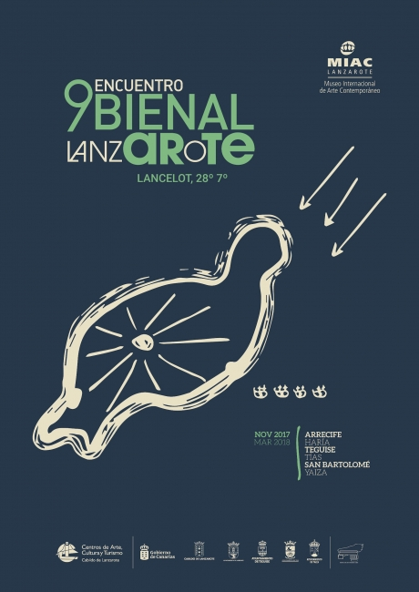 9º Encuentro Bienal ArteLanzarote 2017: Lancelot, 28º-7º