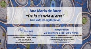 DE LA CIENCIA AL ARTE. Imagen cortesía Aguafuerte Galería