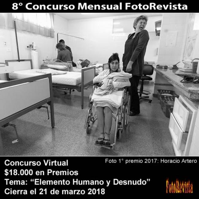 8° CONCURSO MENSUAL FOTOREVISTA. Imagen cortesía FotoRevista