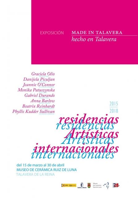 Made in Talavera / hecho en Talavera
