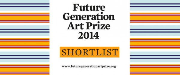 III Future Generation Art Prize 2014