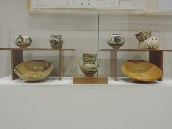 Tipologías cerámicas II. Jarritas, ataifores y una cantimplora