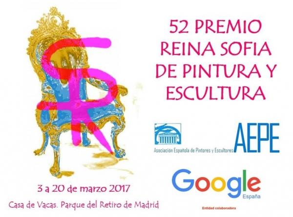 52 Premio Reina Sofía de Pintura y Escultura
