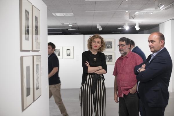 Picasso y la fotografía. Inauguración