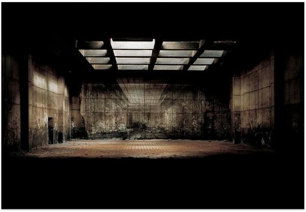 Hugo Aveta, Kiefer, 2009, impresión digital Fine Art, 2,63  x 4,14 m.