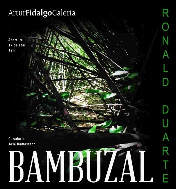 BAMBUZAL. Imagen cortesía Artur Fidalgo galeria