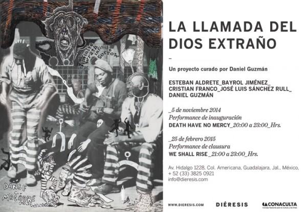Daniel Guzmán, La llamada del dios extraño