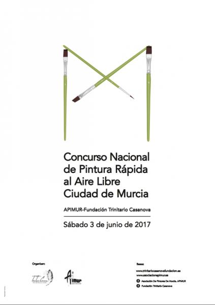 Concurso Nacional de Pintura Rápida al Aire Libre Ciudad de Murcia