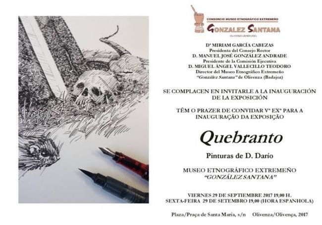 Daniel Darío Hinchado Cantero. Quebranto