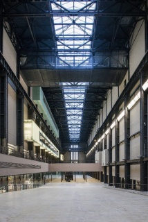 Turbine Hall. Cortesía de la tate