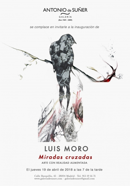 Luis Moro. Miradas cruzadas