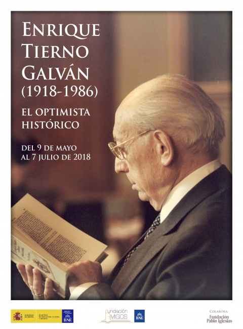 Tierno Galván (1918-1986): El optimista histórico