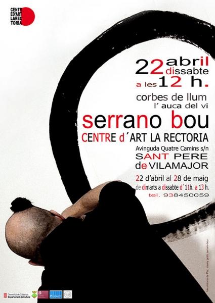 Serrano Bou. Corbes de llum. L´auca del vi