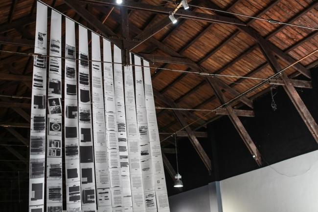 Voluspa Jarpa - Cortesía de Centro Cultural Matucana 100 | Ir al evento: 'En Nuestra Pequeña Región de por Acá'. Exposición en Centro Cultural Matucana 100 / Santiago, Region Metropolitana, Chile