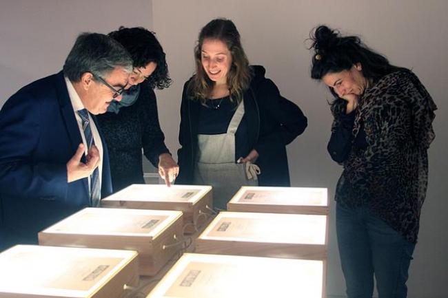 10.ª edición de la Biennal d'Art Leandre Cristòfol - Cortesía Paería