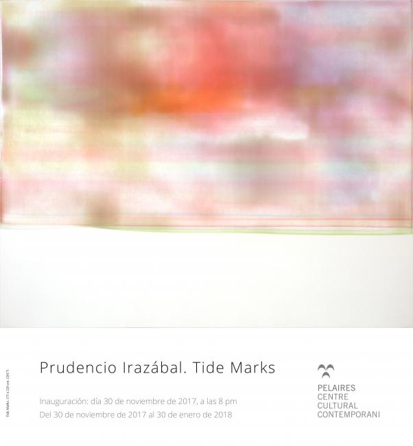 Prudencio Irazábal. Tide Marks
