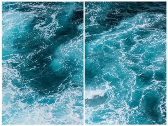 Natura di Acqua e Sale. Imagen cortesía Flavia Fusco