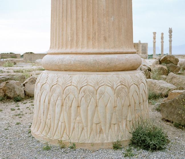ST Persépolis (Viaje a Persia) 2016