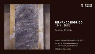 Fernando Rodrigo (1944-2014). Alquimista del tiempo