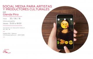 Wokshop de Social Media