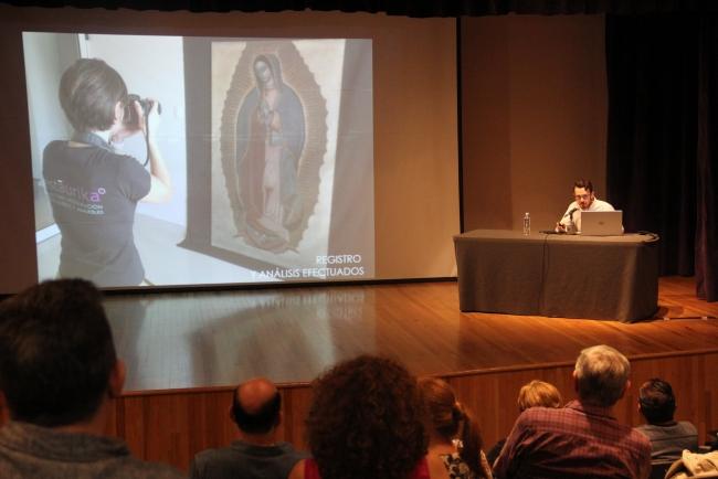 Ricardo Mejía Falcón — Imagen cortesía del Museo de Historia Mexicana