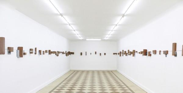 Ximena Garrido-Lecca, Morfologías de Contención, 2016
