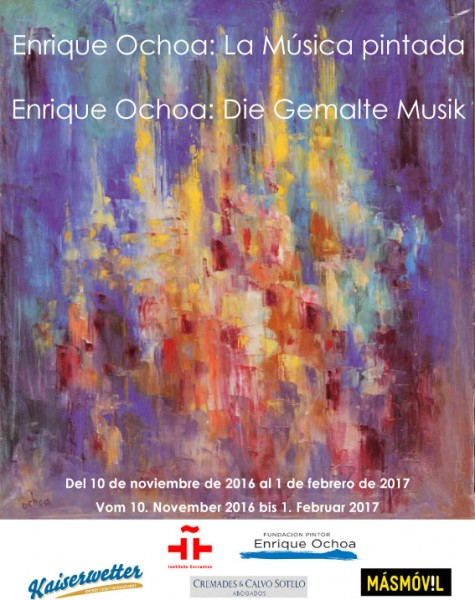 Enrique Ochoa: La música pintada