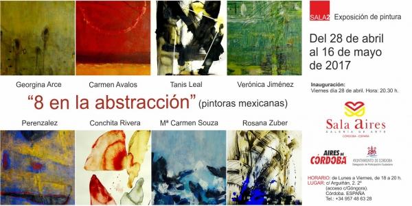 8 en la abstracción