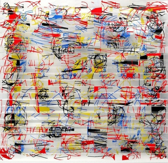 LA REALIDAD FRAGMENTADA. Imagen cortesía Marisela Montes | Ir al evento: 'La realidad fragmentada'. Exposición de Pintura en Centro de Arte Los Galpones / Caracas, Distrito Federal, Venezuela
