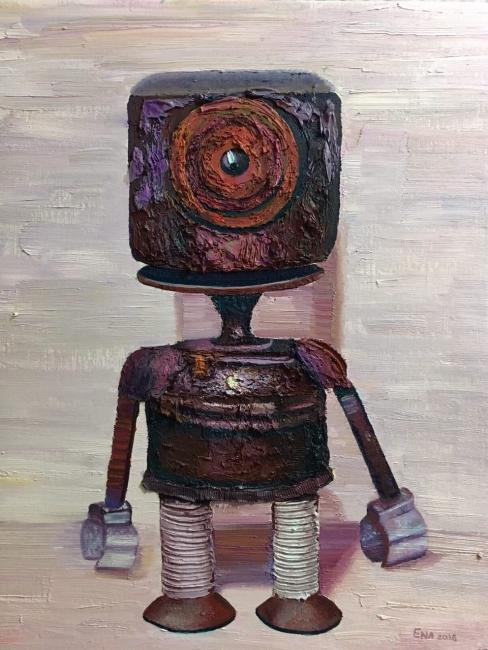 Eugenia Morago Cyclopsbot